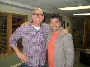 Chuck Gilmore and Greg Enriquez