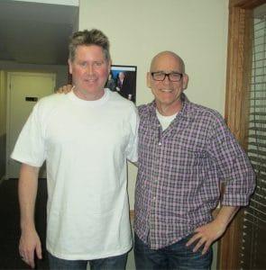 Jeffrey Skouson and Chuck Gilmore