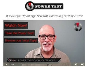 Improve your voice by learning your vocal type