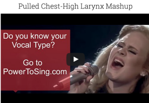 Sing High Notes: Why You Strain-Several of these singers have had surgery on their vocal cords