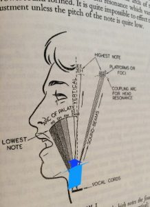 How not to Sing Mix -lose the vertical sound beams