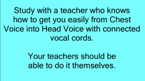 Lack Confidence Singing? Here's the solution!