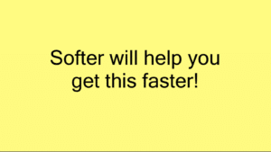 Softer volume with help you learn to sing higher faster