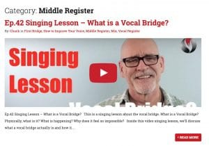 Singing Through the Break Watch How